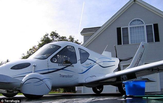 Flying Car - The Terrafugia Transition