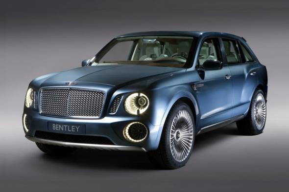 Bentley's SUV