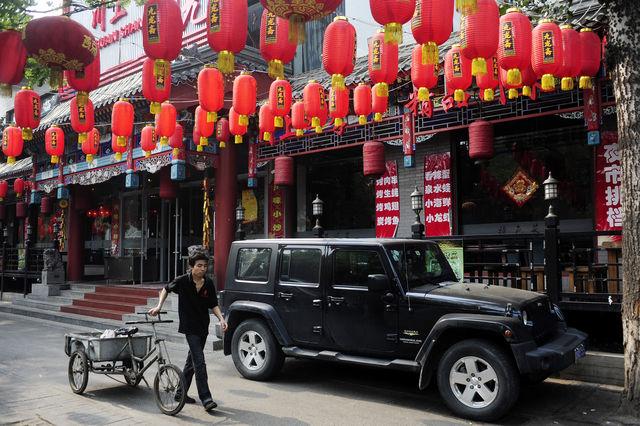 Chinese SUV Market