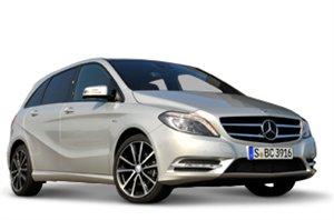 Mercedes B Class MPV