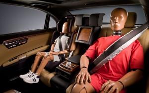 Mercedes Beltbag