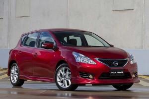 New Nissan Pulsar