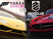Drive Club vs Forza