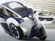 The Toyota iroad