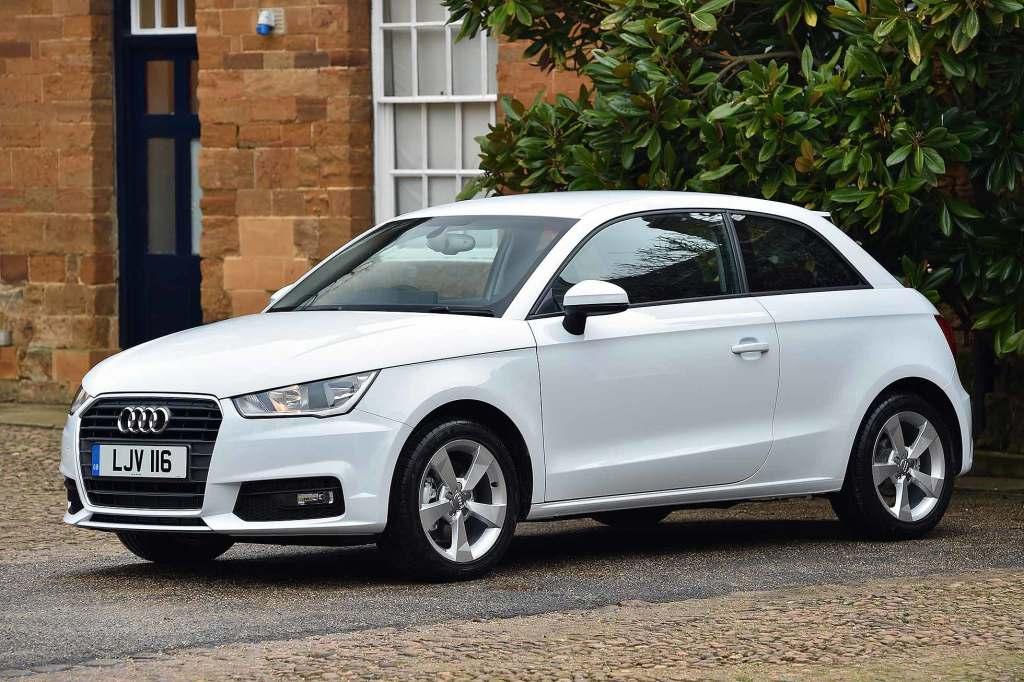 Audi A1 1.0 TFSI SE 2015