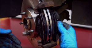 Changing Brake Discs and Pads