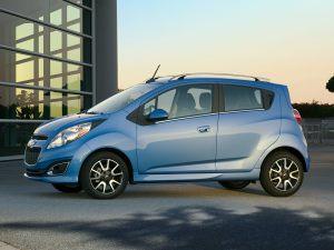 Chevrolet-Spark-LS-Hatchback