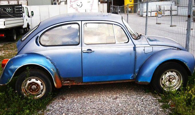 Fixing Car Rust