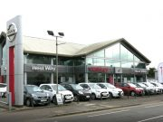 West Way Nissan Birmingham South Dealership